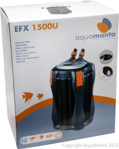 Aqua Manta EFX 1500U