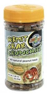 hermit crab crunchies